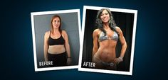 Body Transformation: CC Johnson Committed To Cut Fat And Compete!