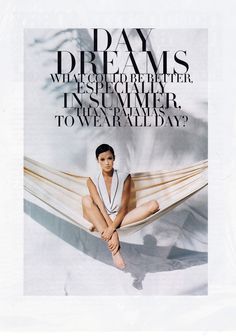 US Harper's Bazaar July 1993 Day Dreams Photographer: Patrick Demarchelier Model: Patricia Hartmann Hair: Kevin Mancuso Makeup: Laura Mercier