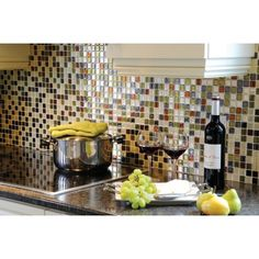 """$7.48 - Smart Tile - """"Idaho"""" - Manufacturer's model number : SM1032 Dimensions : 9.875in x 9.875in x 0.125in"""