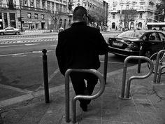 waiting for a client ~Tomasz Ćwiertnia Photography