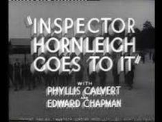 1941 Inspector Hornleigh Goes To It [Alastair Sim, Phyliss Calvert]