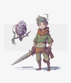Video game character design collection on Character Design Served ...