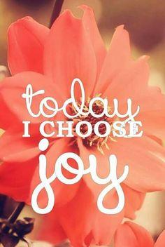 Joy, joy, and more joy.