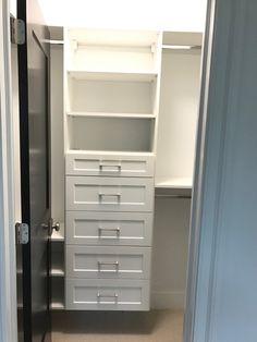 Frameless Shower Doors, Custom Mirrors, Custom Closets, Master Suite, Home Decor, Wardrobe Closet, Beds, Custom Cabinetry, Decoration Home