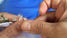 Yeni iğne oyası modeli/needle lace