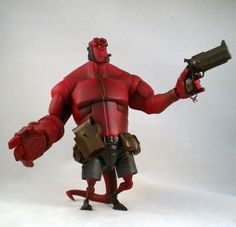 Hellboy Animated action figure by Gentle Giant
