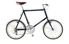Mini Bikes are a big hit in Japan this year.  Bianchi Minivelo 9