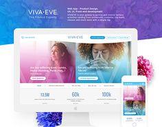 "Check out new work on my @Behance portfolio: ""VIVA-EVE"" http://be.net/gallery/57771459/VIVA-EVE"
