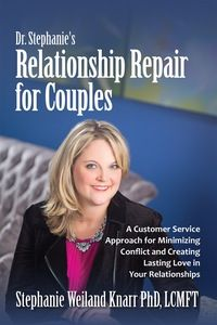 Get Dr. Stephanie's book on Relationship Repair for couples for key to have successful relationship. Order here: http://bit.ly/2gHuO6w #RelationshipRepair #Couples