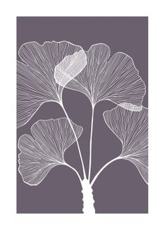 Branch with Leaves by Anna for Minted