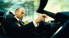 'The Transporter' is all about practical automobiles, but Frank Martin certainly makes it look incredibly cool.