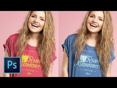 Create a Tshirt Mockup Composite Design in Photoshop CC (Free PSD Download!)