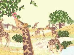 Waar is Kiko? / Cindy van de Ven film of prentenboek Jungle Safari, Jungle Animals, Time For Africa, Digital Story, Tanzania, Animals Beautiful, Camouflage, Around The Worlds, School