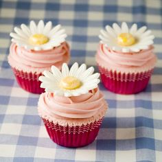 Receta de buttercream de vainilla.  Receta de cobertura para cupcakes