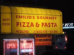 Emilios When Richie Was The Owner Circa On Corner Or Morris Park Ave Hone