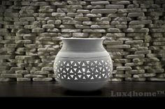 Standing Stone Marble Kuta White - Lux4home™.