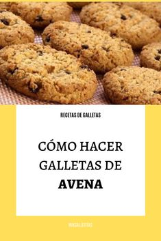 Good Food, Yummy Food, Healthy Cookies, Fabulous Foods, How Sweet Eats, Desert Recipes, Sin Gluten, Kitchen Recipes, Cookie Recipes