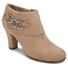 A2 by Aerosoles Women's First Role Booties - Buff Beige - out of stock