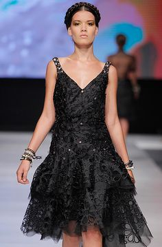 Lima Fashion Week |Claudia Jimenez Runway #Lima #fashion #women #runway #lifweek | LIFWEEK '13