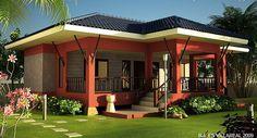 10 + Stunning Modern House Exterior Design and Plans Ideas - myhomeorganic Best Modern House Design, Simple House Design, Cool House Designs, Interior Design Philippines, Philippines House Design, Modern Bungalow House, Bungalow House Plans, 3d Home, H & M Home