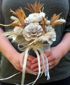 Harry Potter Bouquet. $55.00, via Etsy.