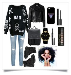 """""""By ijournaexo"""" by journae on Polyvore featuring Current/Elliott, Timberland, Yves Saint Laurent, Casetify, Larsson & Jennings, Chanel, Marc Jacobs and Forever 21"""