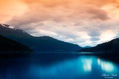 Fiordo de Loan Noruega
