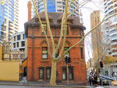 Hide and seek in Sydney