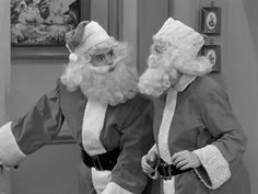 """Lucy and Ricky Claus! 1956 Christmas episode of """"I Love Lucy"""""""