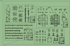 نتيجة بحث الصور عن plan mosquée dwg gratuit
