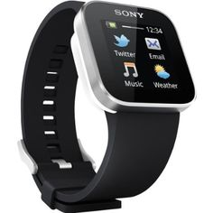 SALE!!! Sony SmartWatch US version 1 Android Bluetooth USB Retail Box $79.30
