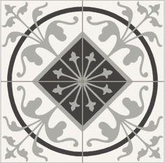 carrelage ciment royal blanc