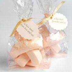 Detalles para los invitados: Dulces originales #boda #RecuerdoDeBodas