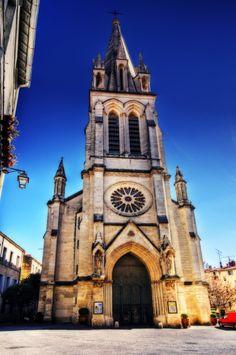 Montpellier Sainte Anne Church