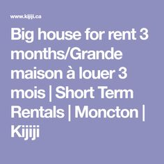 Close to Queen\'s, Hospitals and Park   Houses on kijiji   Pinterest ...