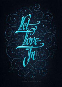 Typography Mania #250   Abduzeedo Design Inspiration