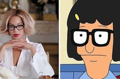 19 Reasons Beyoncé And Tina Belcher Are Actually The Same Person