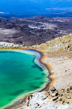 Tongariro Alpine Crossing by Roeland Driessen
