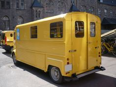 Citroën Type H (La Poste, bureau mobile)