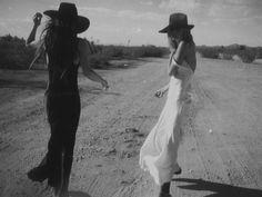 dirt track | wild and free | friendship | friends | cowgirls | black & white | freedom | www.republicofyou.com.au