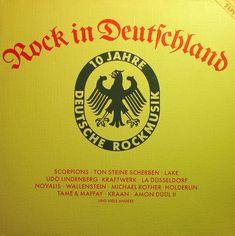 Rock in Deutschland - 10 Jahre deutsche Rockmusik Company Logo, Rock Music, 10 Years, German, Germany