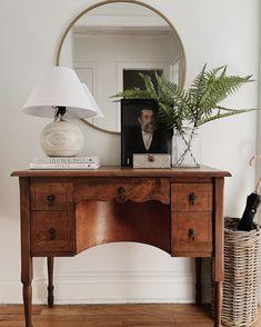Wood Arm Chair, Table Lamp Wood, Interior And Exterior, Interior Design, Interior Ideas, Target Home Decor, Art Deco, Shabby, Oak Color