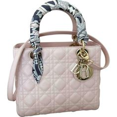 16b5d362a5ab Buy your lady dior leather handbag Dior on Vestiaire Collective