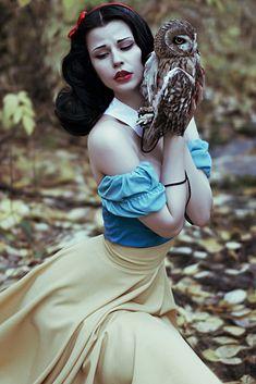 Snow White - beautiful.