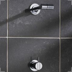 Vola - Shower Taps 281 One handle mixer with shower head