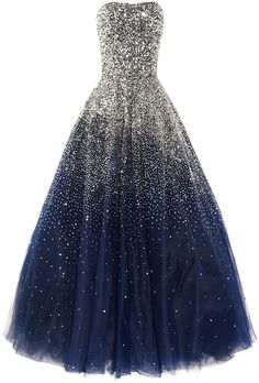 Stardust gown... just amazing Everyone has to have one even if it's just to wonder around your home... :)