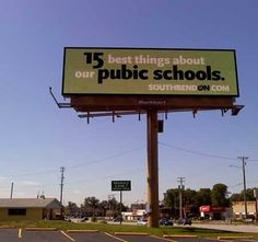 5 Billboards with Hilarious Spelling Errors