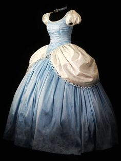 Adult Silk Deluxe Cinderella Costume Custom by NeverbugCreations - Again, I have no intention of ever cosplaying the character, but this Cinderella gown is fabulous. Cinderella Cosplay, Disney Cosplay, Disney Costumes, Cosplay Costumes, Halloween Costumes, Blue Costumes, Cinderella Disney, Adult Halloween, Disney Princess Dresses