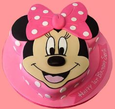 How to make a minnie mouse head cake google search for Mickey mouse face template for cake