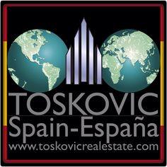 """""""TOSKOVIC Spain-España""""  www.toskovicrealestate.com"""